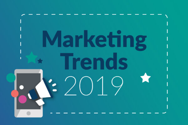 Marketing trends 2019 image