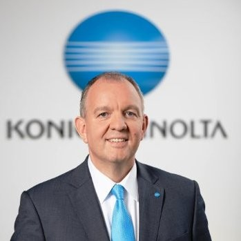 Podcast: image of Olaf Lorenz of Konica Minolta