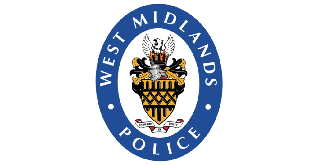 West Midlands Police CIPR Blurb