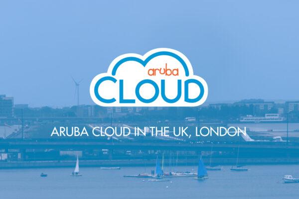 Aruba Cloud in the UK