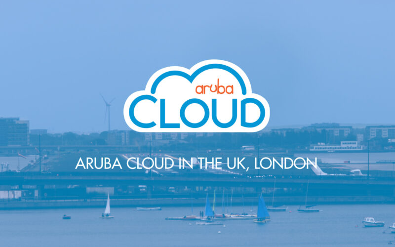 Aruba Cloud in the UK