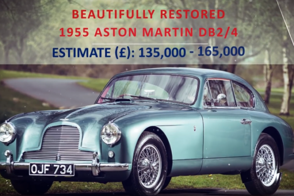 Silverstone Auctions video slideshow