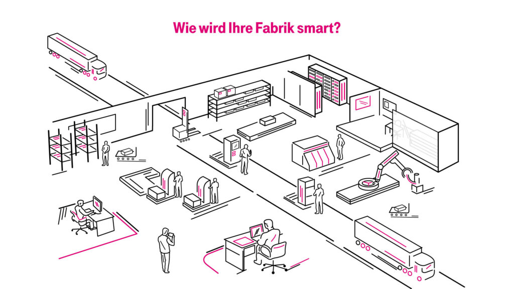 Smart Factory Video Illustrations