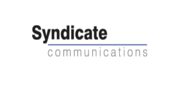Campaign nomination PRide awards, Syndicate Communications logo image