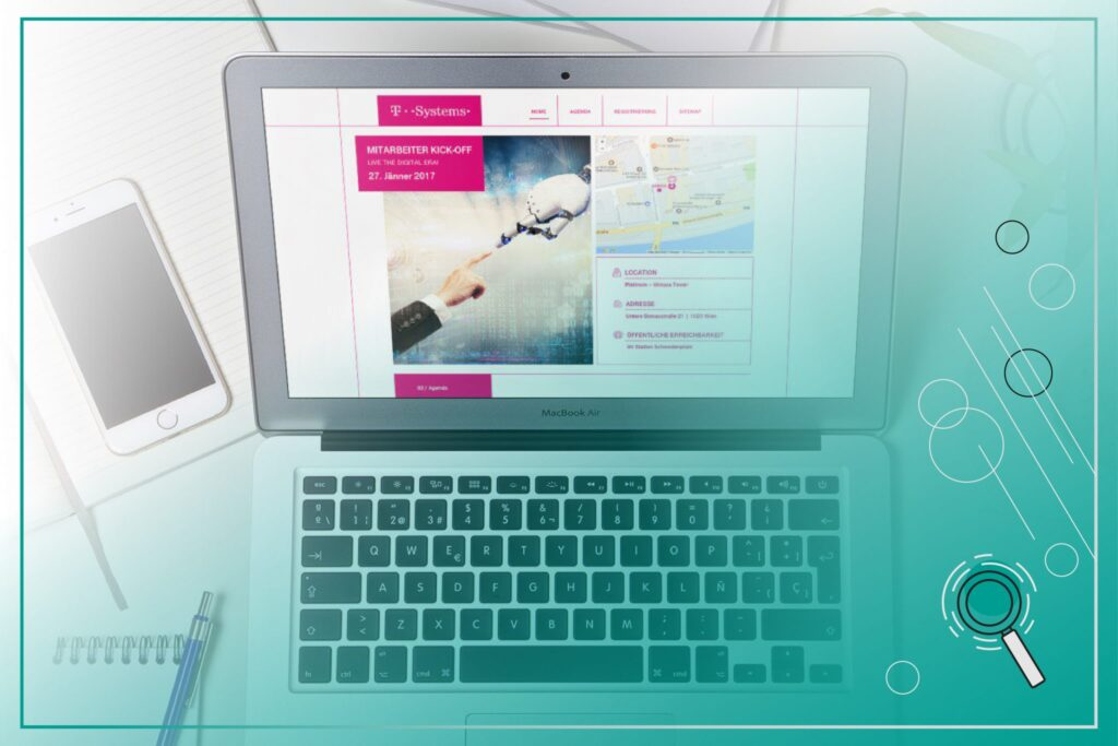 Web article image
