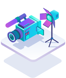Video Production Icon