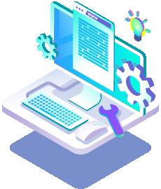 Web Design & Administration Icon