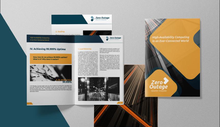 Technology whitepaper design