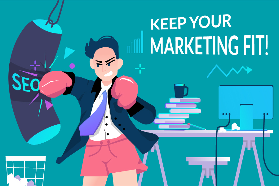 How to keep your marketing fit during the coronavirus