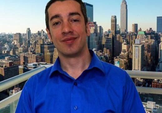 Steven Grinberg, Squirro talks AI image